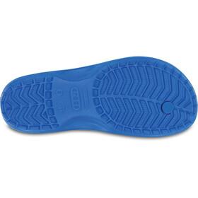 Crocs Crocband Flip Sandals ocean/electric blue